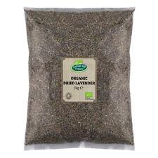 Organic Dried Lavender - Edible Flower - Certified Organic