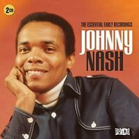Johnny Nash - The Essential Early Recordings [CD]