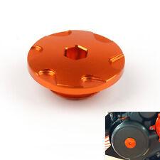 Racing Engine Case Cover Screws Bolts Pour KTM 390 DUKE Orange FR