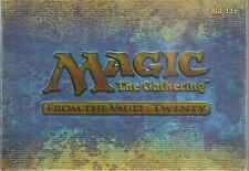 Magic the Gathering - Factory Sealed - From The Vault Twenty