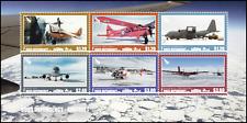 ROSS DEPENDENCY  - 2018 - Miniature Sheet: Aircraft. Mint NH