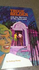 Trixie Belden and the Mystery of the Emeralds HC