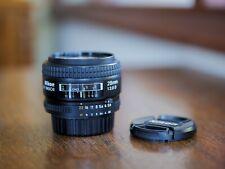 Nikon Nikkor Af 28mm Lente F/2.8 D FX