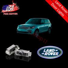 Car LED Logo Door Courtesy Projector Lights For Land Rover Range Rover Evoque