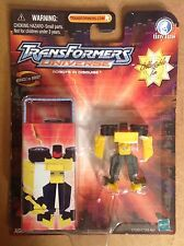 Transformers Universe Mirage figure sealed MOC Tiny Tins Autobot