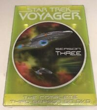 Star Trek: Voyager Season Three - The Complete Third Season on DVD - Sealed! New