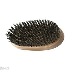 "Diane #8157 9-ROW 5""OVAL Palm Brush Extra Firm Reinforced boar"