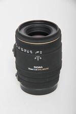 Sigma 70mm F2.8 DG EX Macro Makroobjektiv für Canon Objektiv Lens Neu