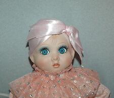 "World Gallery Dolls Porcelain/Cloth Stardust Clown Music Box 15"" Limited Edition"