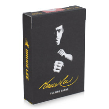 Official Bruce Lee Playing Cards Limited Second Edition Poker Deck by Dan & Dave