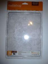 Cricut Cuttlebug 2 x B-Platte für Stanzgerät B-Plates Cutting B - Stanzplatte