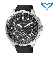 Citizen Satellite Wave Air GPS CC9030-00E 20 bar Eco-Drive Saphir Edelstahl