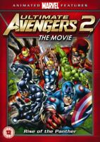 Ultimate Avengers 2 - Altezza Of The Panther DVD Nuovo DVD (LGD95222)