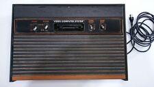 Atari CX-2600 AP Launch Edition Woodgrain Console Original