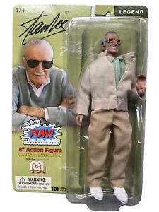 "Stan Lee Marty Abrams Mego 8"" Figure Marvel Comics Toy"