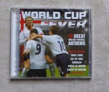 "CD AUDIO MUSIQUE / VARIOUS ""WORLD CUP FEVER"" 16T CD COMPILATION 2006 NEUF ROCK"
