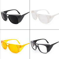 Safety Goggles Work Glasses Anti-scratch Lens Eye Protection Sunglasses Anti-UV