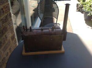 Vintage Steam Boiler