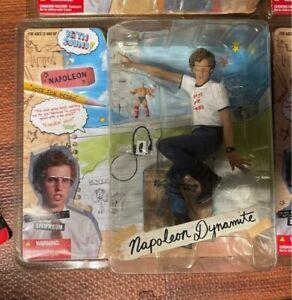 McFarlane Toys Napoleon Dynamite: Napoleon In Vote For Pedro Shirt Action Figure