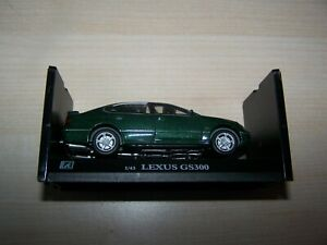 Hongwell Toys Junior Driver ~ Lexus GS300 - Dark green with opening front doors