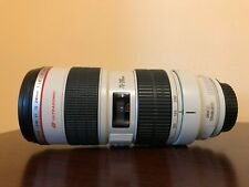 Used Canon EF 70-200mm f/2.8L IS USM Lens #095