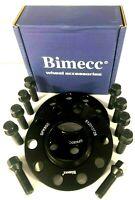 BIMECC ALLOY WHEEL SPACERS + BOLTS 15MM 5X120 72.6 BMW 3 SERIES E90 E91 E92 E93
