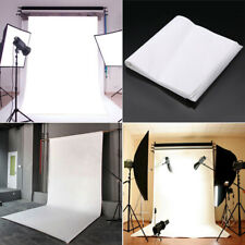 Pure White Photography Wall Backdrop Studio Photo Props Vinyl Background 3*5ft