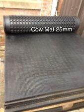 Cow mats-Luxury/Stable mats 185x115cmx25mm Heavy duty rubber mat