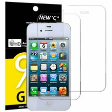 For iPhone 4 / 4s - 1 -Termpered Glass Screen Protector