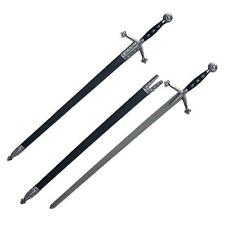 Authentic Celtic Medieval Scottish Royal Claymore Arming Sword Handmade