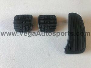 Rubber Pedal Set to Nissan Skyline R32 GTR & R33 GTR