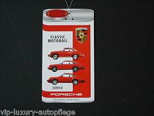 Porsche Classic Anhänger Ölwechsel 20W50 356, 914 & 911 Modelle bis 2,7 G-Modell