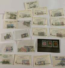 Djibouti Stamps Collection Lot Of 50+ Floral People