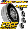 (4 Pack) Great Dane Spindle Bearings D18045, 200046 - HEAVY DUTY UPGRADE
