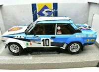 Miniature voiture Fiat 131 Abarth Rally auto 1/18 diecast Modélisme Véhicules