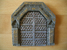 Dwarven Gate Thomarillion Unpainted Resin Terrain D&D Dwarven Forge