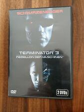 DVD Terminator 3 mit Arnold Schwarzenegger