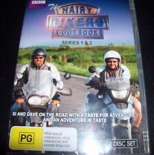The Hairy Bikers Cook Book Series 1 & 2 (Australia Region 4) BBC DVD – New