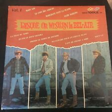 Les Bel Air Disque Or Western Vol. 1 Quebec Ye Ye Country Idole Mono 1968