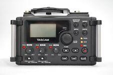 Tascam DR60D Portable Audio Recorder Designed DSLR Camera 4 Track New Dealer