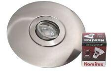 LED Einbaustrahler 3W 5W 7W Deckenspot für große Lochausschnitte bis 170mm 230V