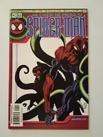 He Lives! He Prowls! Spider-man #1 NM (Marvel,2000) The Menace of Spider-man!