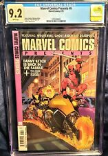 Marvel Comics Presents #6 CGC 9.2 1st Print, 1st appearance Wolverine's Daughter