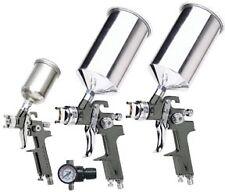 TITAN 19220 - H.V.L.P. Triple Set-Up Spray Gun Kit 4 pc