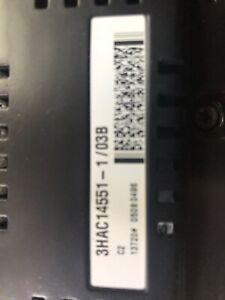 ABB capacitor unit 3HAC14551-1/03B