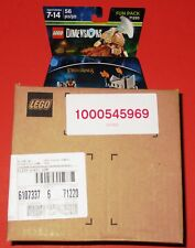 Lot of 6 (Sealed Case) Lego Dimensions LOTR Gimli and Axe Chariot FP# 71220
