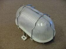 RZB ISO-OVALE Kellerlampe mit Drahtkorb  max. 60W E27