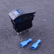 12V 24V KFZ Wasserdicht Wippschalter Wippenschalter LED beleuchtet