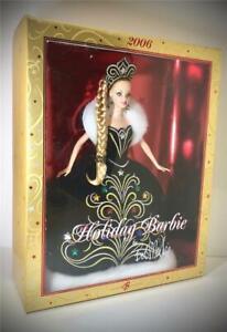 2006 HOLIDAY BARBIE DOLL by BOB MACKIE SPECIAL EDITION ~ NRFB