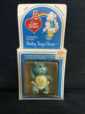 Care Bears Poseable Figure Baby Tugs Bear  Vintage